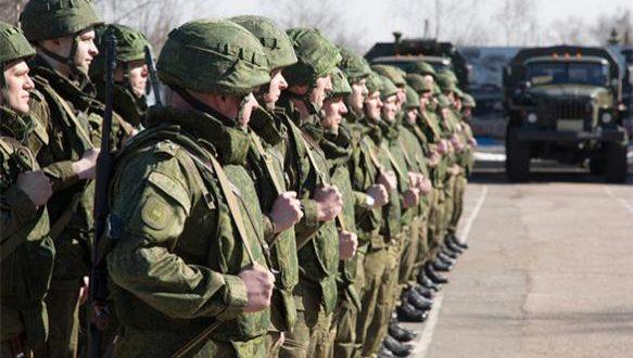 Законопроект о призыве в армию