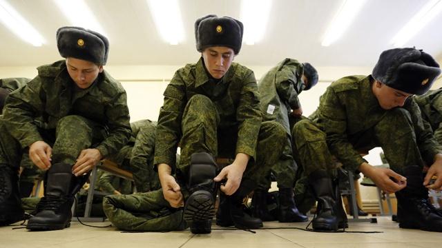 Какой призыв на военную службу