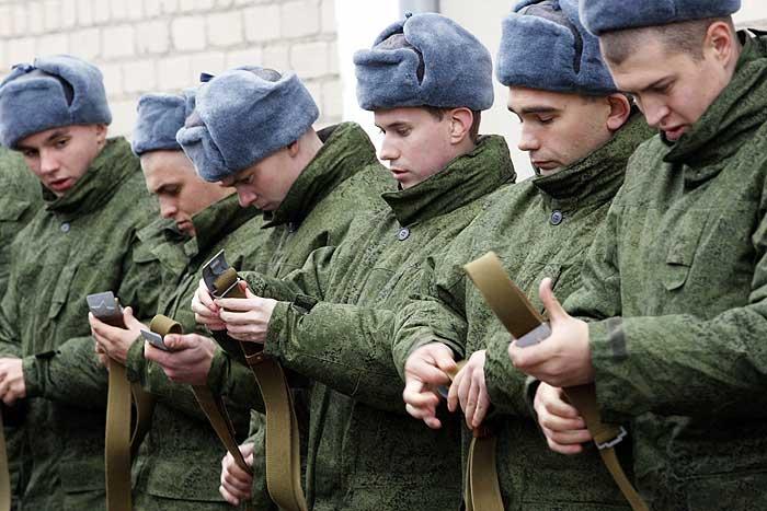 Когда отменят призыв в армию