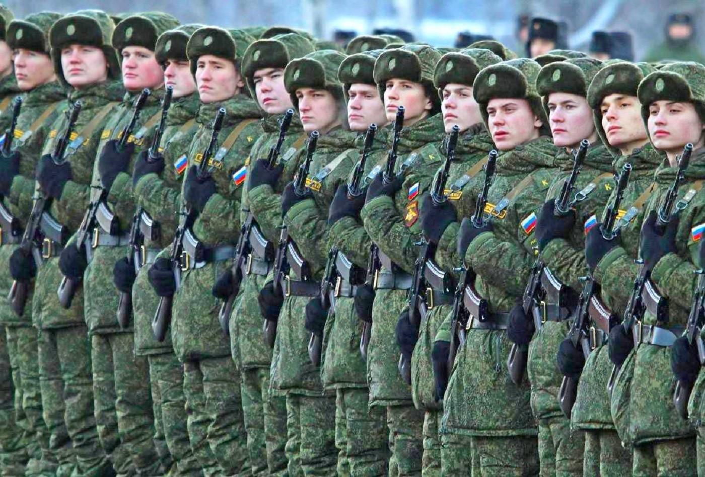 Отмена призыва в армию в 2018
