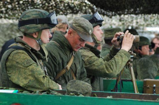 Призывной возраст солдата в запасе