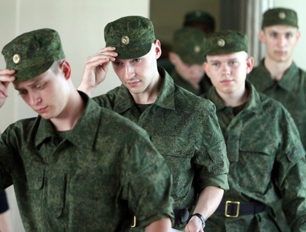 Служба в армии с заболеванием