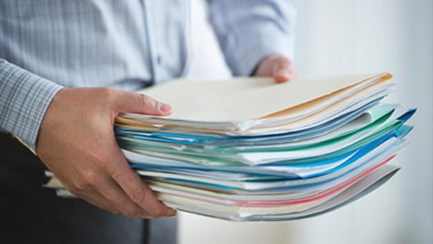 Список документов для оформления военника