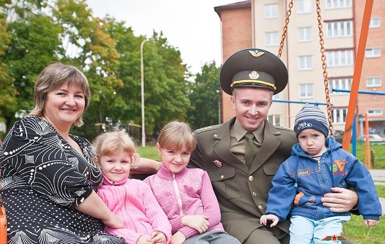 Семья военного