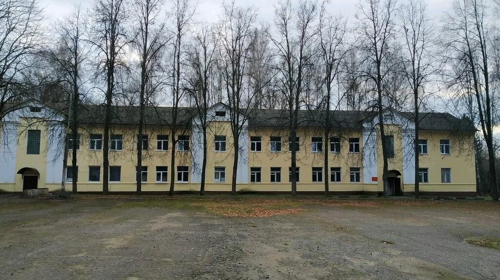 Военное общежитие