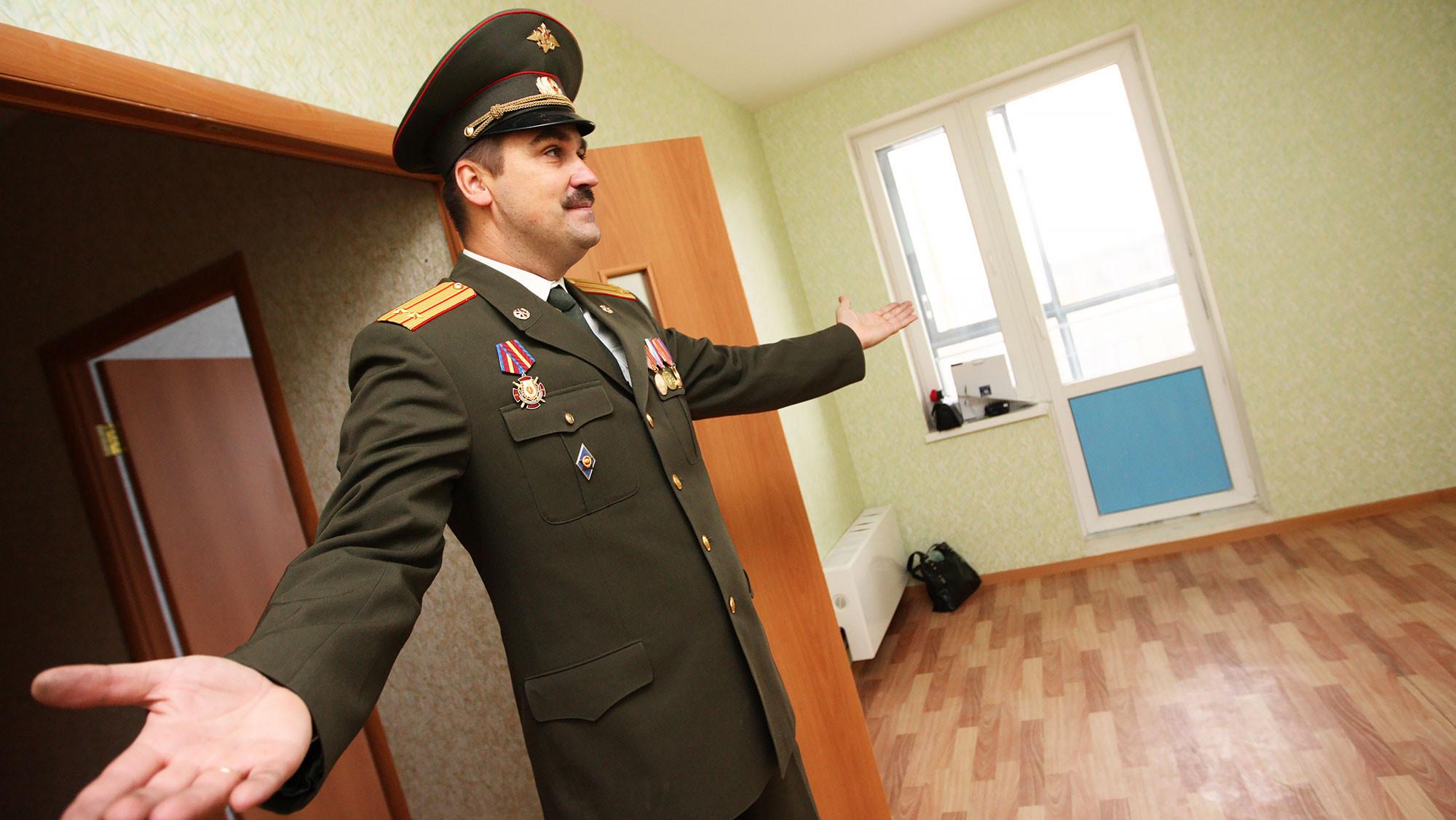 Квартира для военного