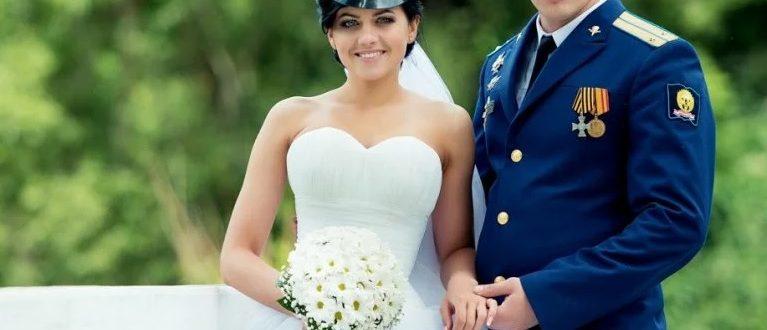 Жена военного