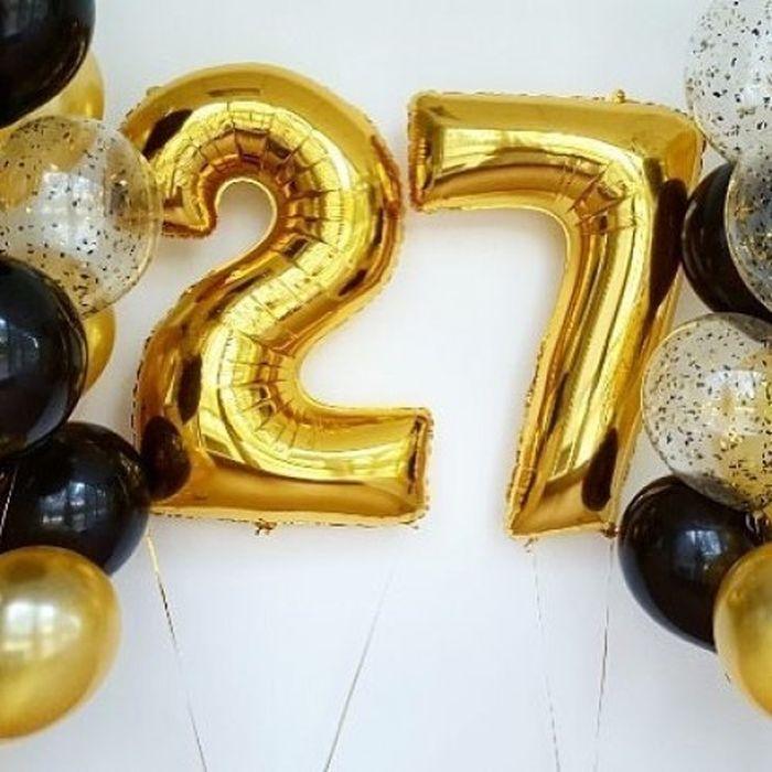 День рождения 27 лет