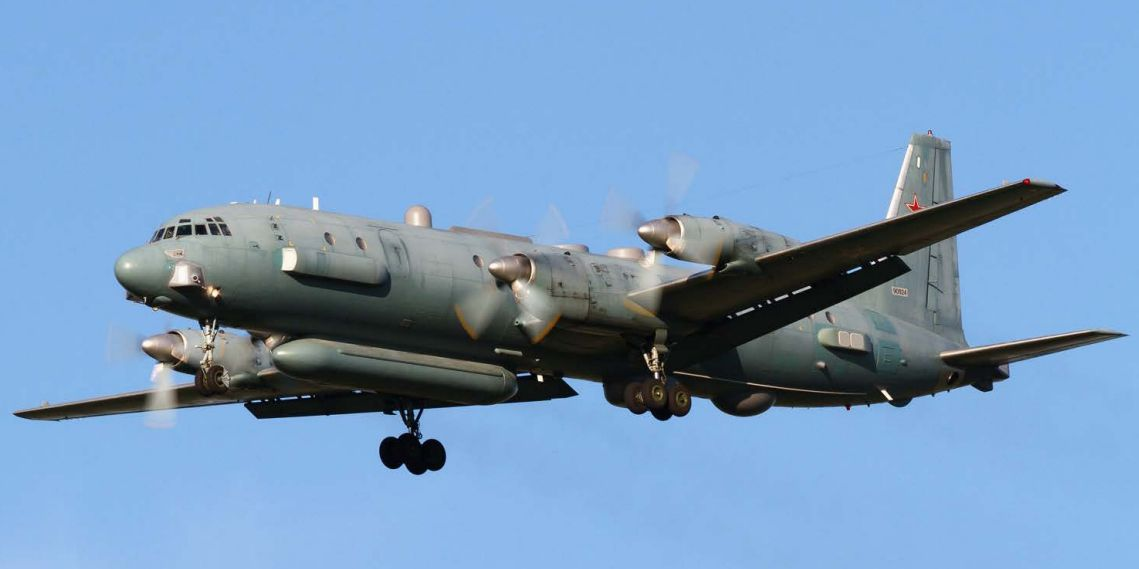 Самолет ИЛ20