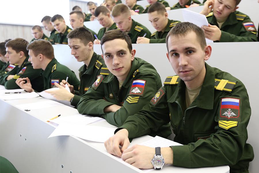 Обучение в военном ВУЗе