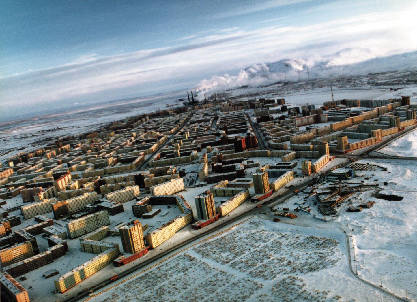 Крайний Север РФ