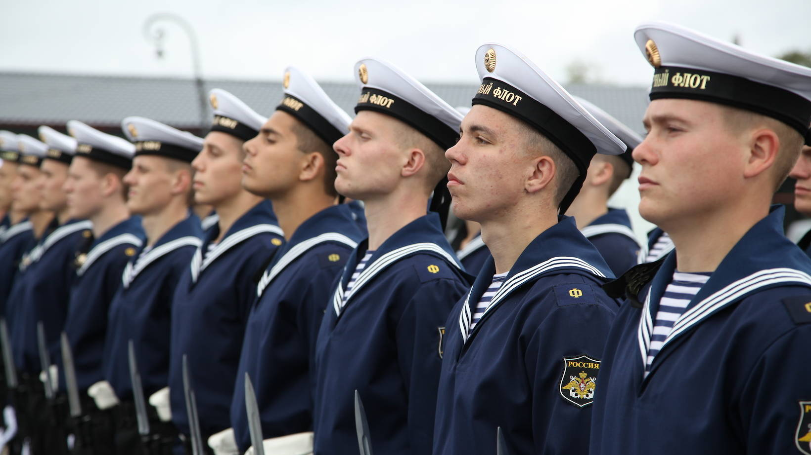 Служащие флота