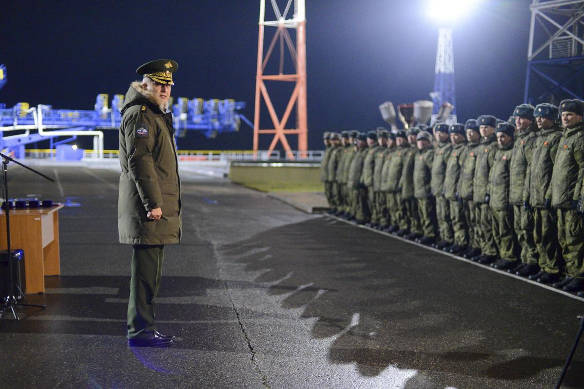 Солдаты ВКС