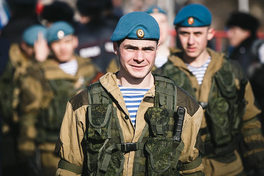 Военный ВДВ