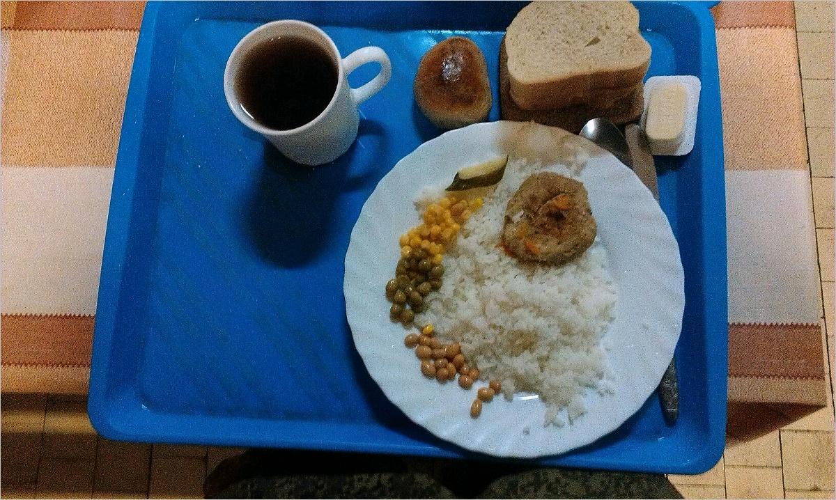 Армейский ужин