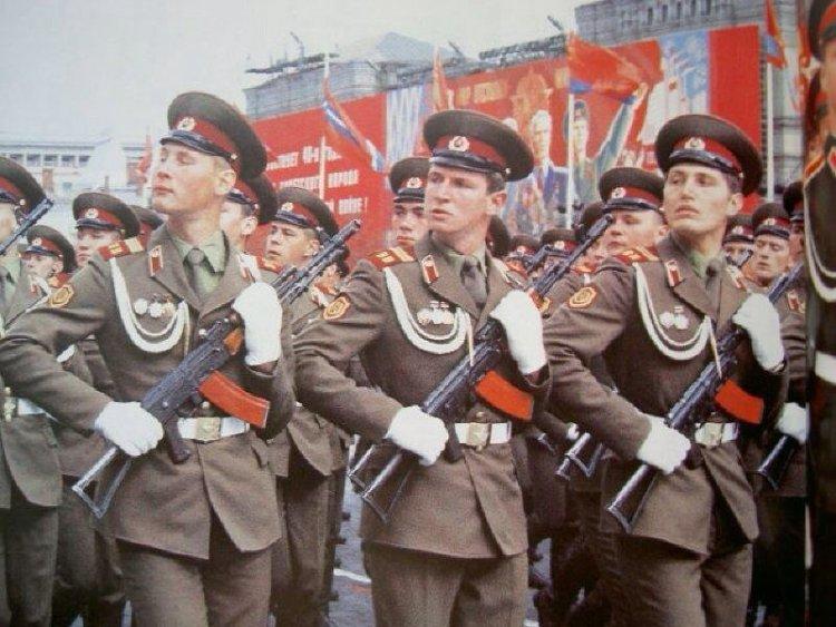 Внутренние войска при СССР