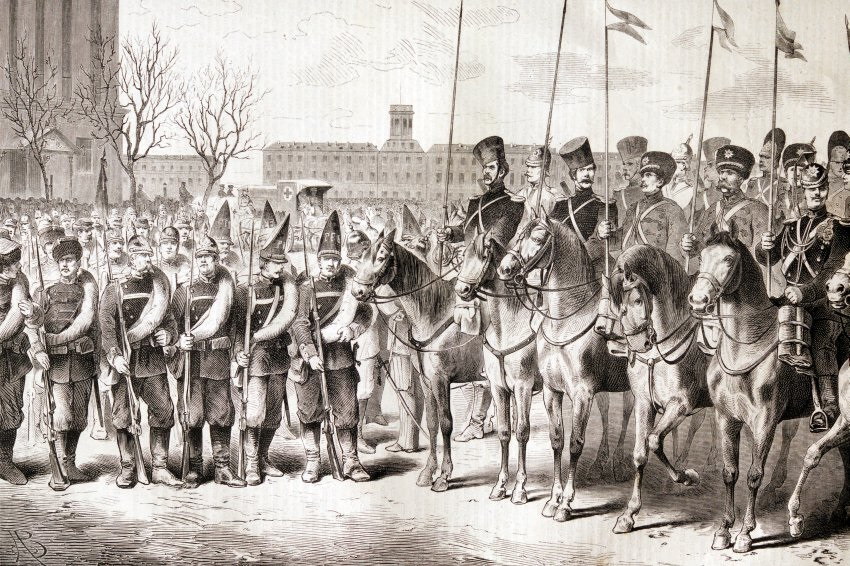 Армия при Александре Втором