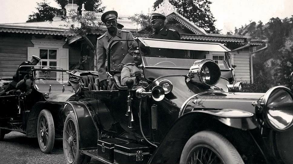 Авто начала 20 века