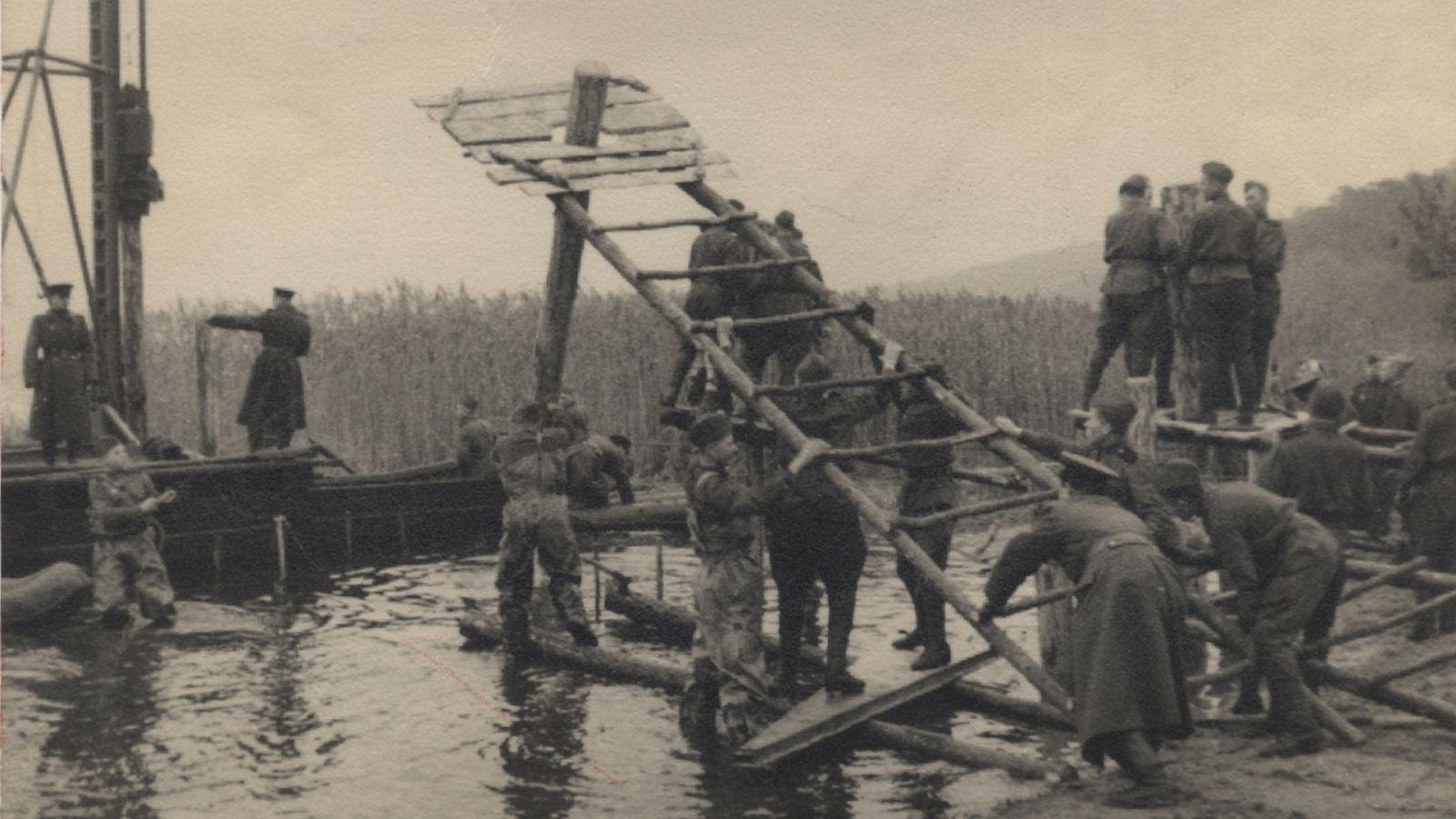 Инженерные войска во времена ВОВ
