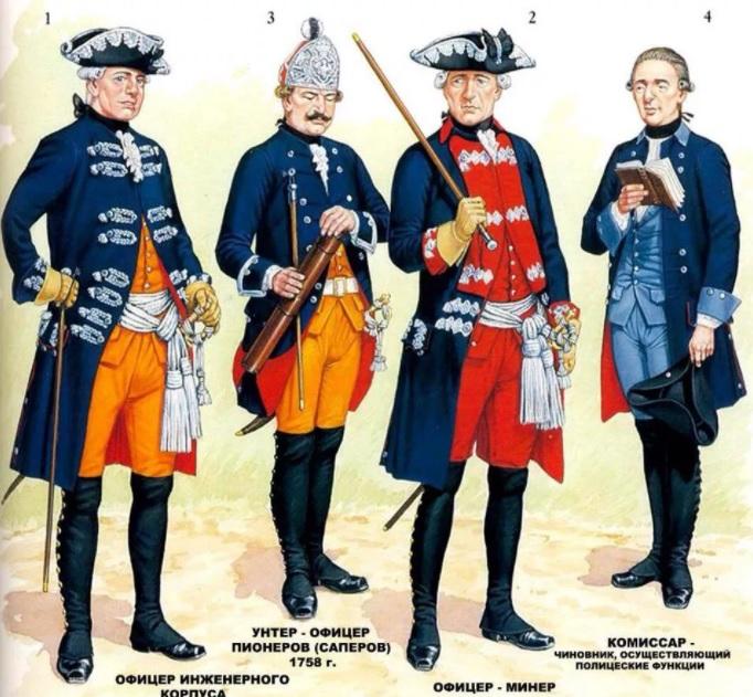 Прусские военные инженеры