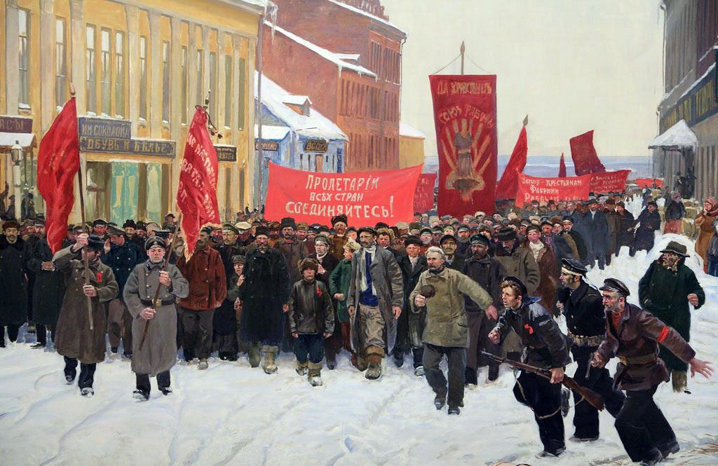 Революция в России