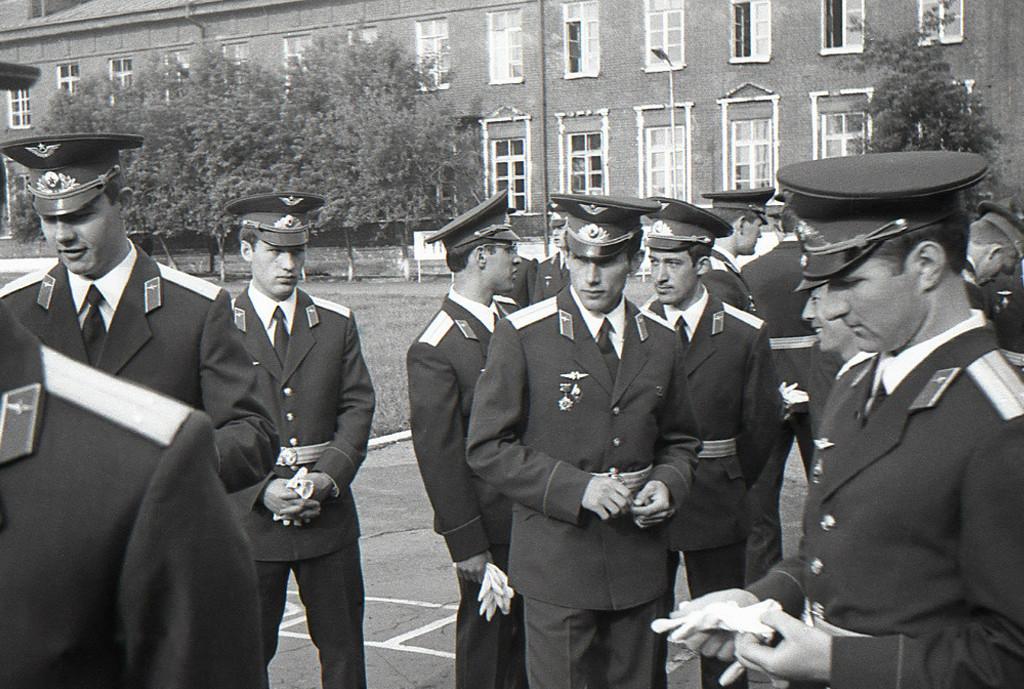 Лейтенанты во времена СССР