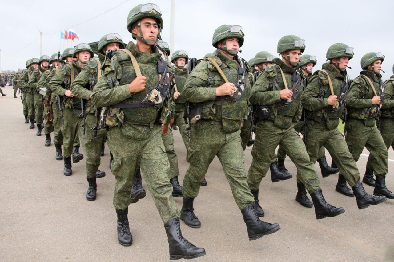 Современная армия РФ