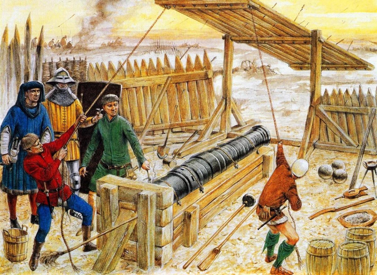 Военные инженеры средневековья