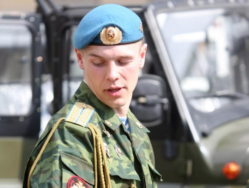 Лейтенант ВДВ