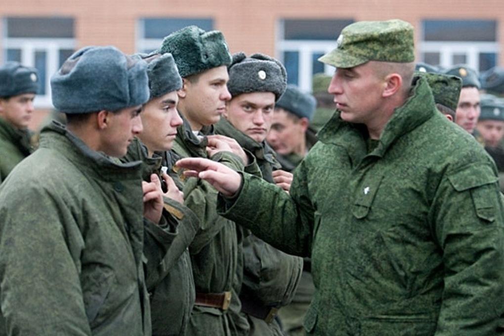 Проверка солдат