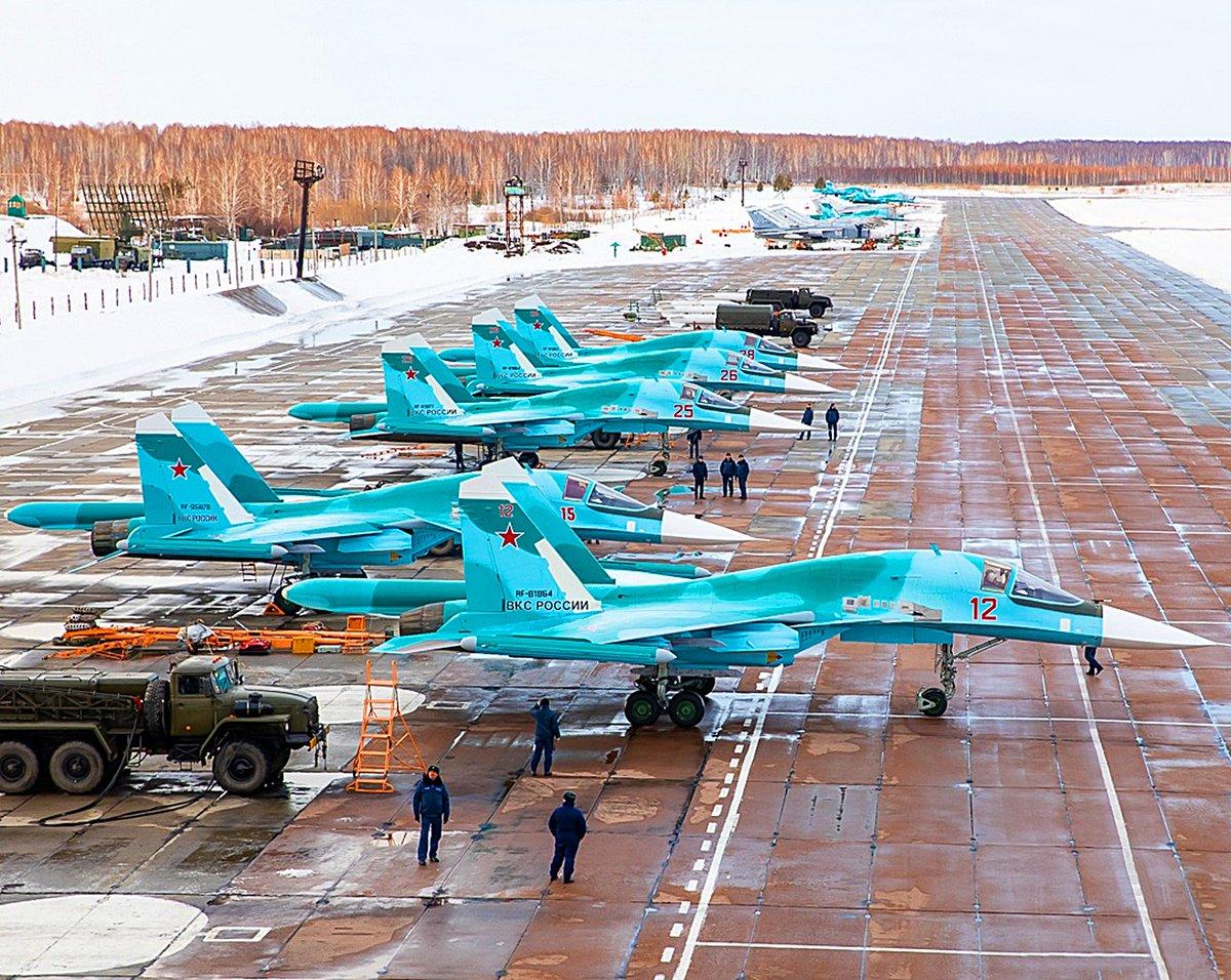Самолеты ВКС
