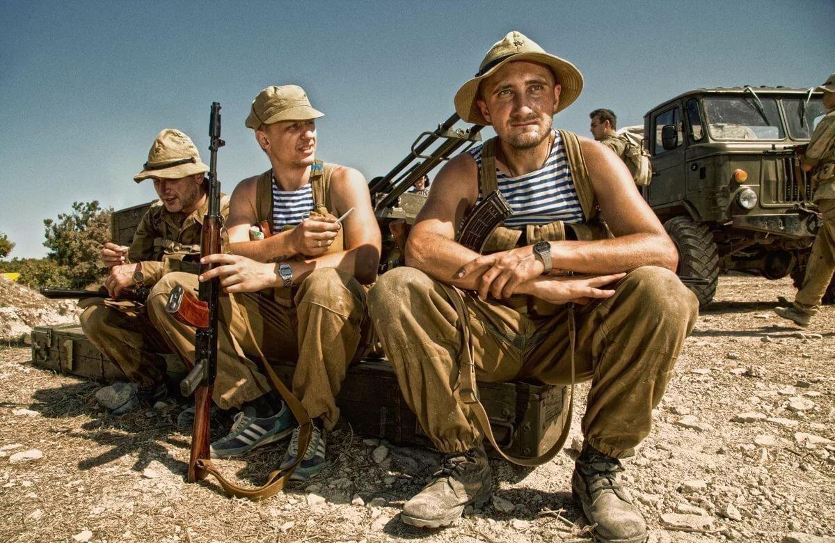 Солдаты СССР в Афганистане